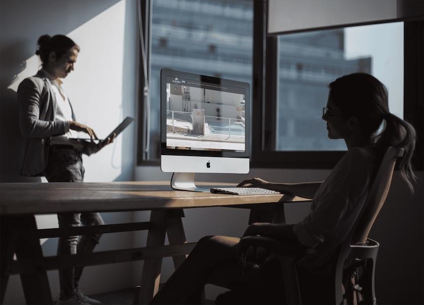 Cài lọc ánh sáng xanh trên máy Mac