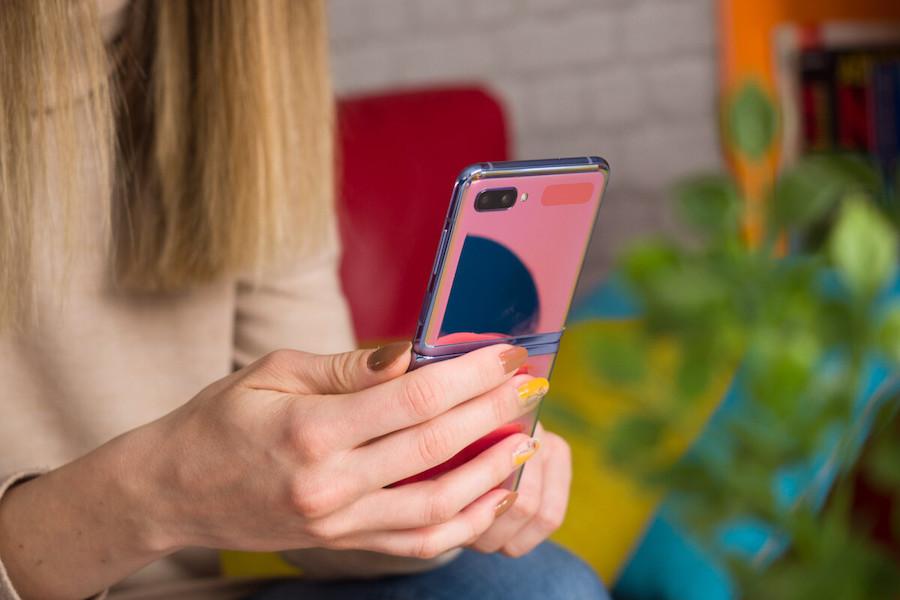 Lọc ánh sáng xanh trên điện thoại Samsung