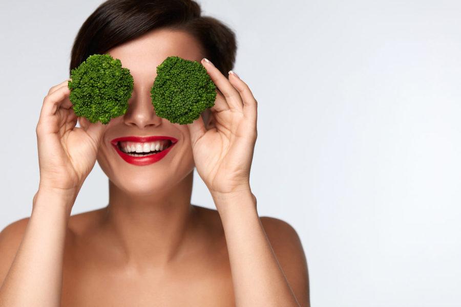 Bông cải xanh giúp chống lại ánh sáng xanh